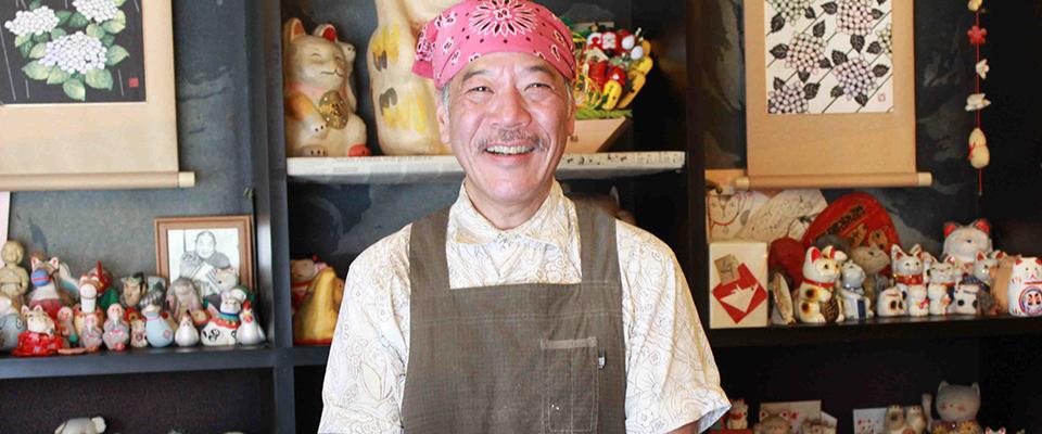 クッキー一筋30年、地域に愛される店の秘訣はこの笑顔